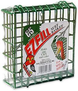 EZ-Fill Suet Basket Green