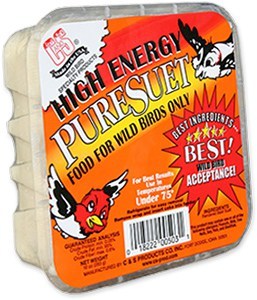 High Energy Pure Suet