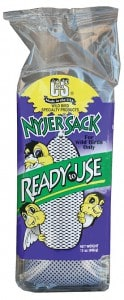 Ready to Use Nyjer® Sack for Wild Birds