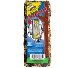 Woodpecker Brick for Feeding