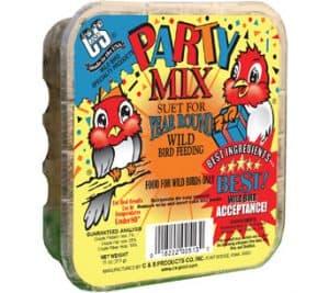 Party Mix Wild Bird Food