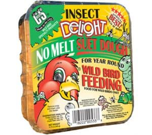 Insect Delight No Melt Suet Dough