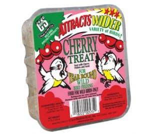 Cherry Treat for Wild Birds