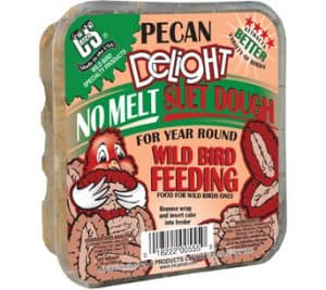 Pecan Delight No Melt Suet Dough