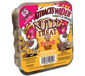 C&S Products Nutty Treat for Wild Birds