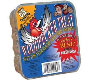 Woodpecker Suet Treat