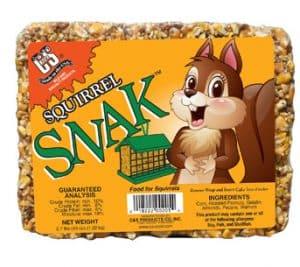 Squirrel Snak™