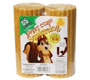 Sweet Corn Squirrelog® Refill