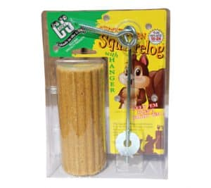 Sweet Corn Squirrelog® with Hanger